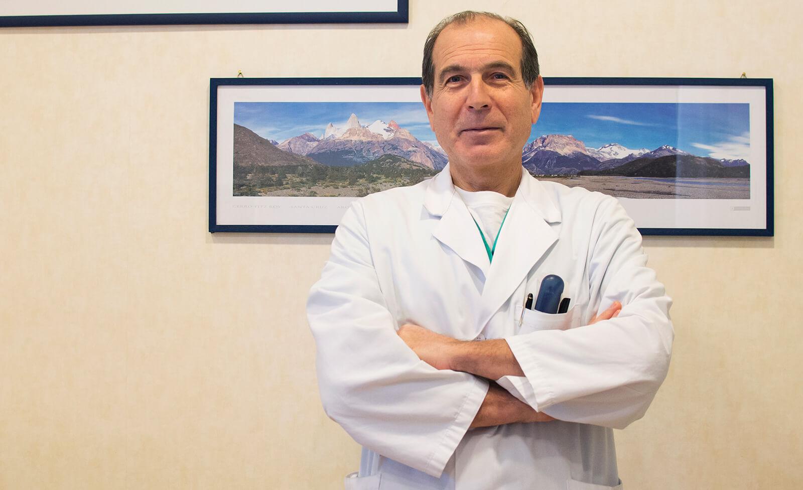 chirurgo protesi anca